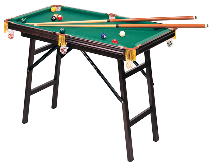 Folding Deluxe Mini Pool Table