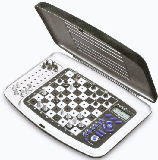 Saitek Mephisto Expert Travel Chess Computer