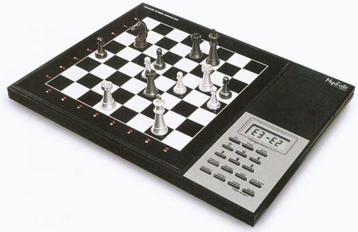 Saitek Mephisto Master Chess Computer - Now Discounted