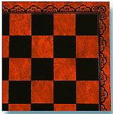 Italian Leatherette Chessboard