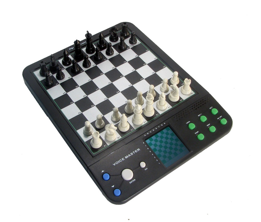 Voice Master Talking Chess and Game Computer