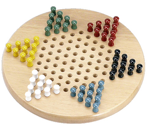 Travel Chinese Checkers Set