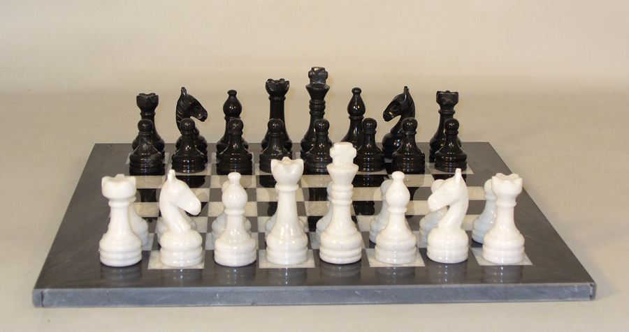 From Pakistan -Marble Chess Set 16