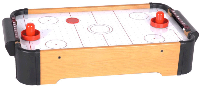 Mini Air Hockey 20 Inch Table (Battery Operated)