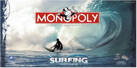 Surfing Monopoly Game.