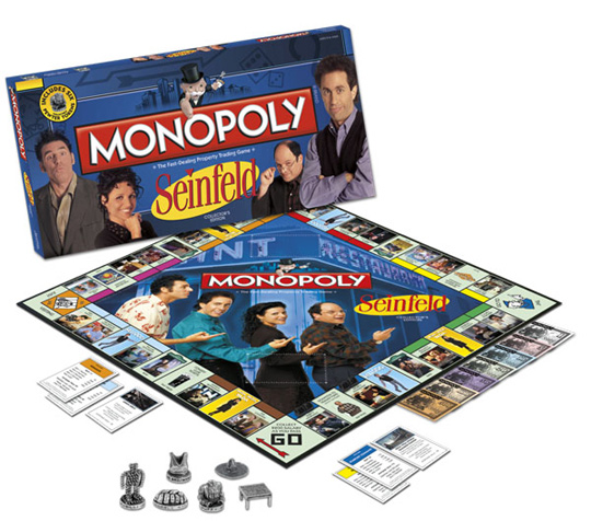 Seinfeld Monopoly Game