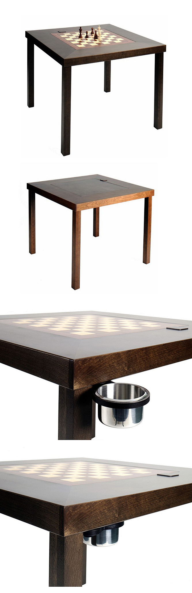 Fide Luxurious Game Table